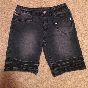 Disney Hannah Montana jean shorts