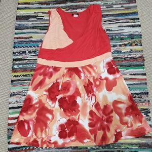 venus Dresses & Skirts - Poppy's blooming peach dress
