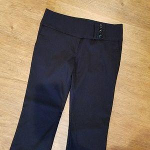 Papaya Pants - *SOLD*Cute Black Pants