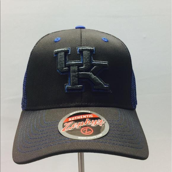 Kentucky trucker hat by Zephyr! f79c9353315
