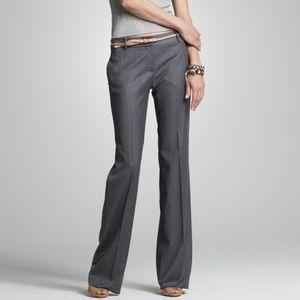 {Jcrew} City fit trousers super 120s