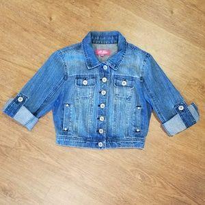 Jackets & Blazers - ♦SALE♦Crop Denim Jacket