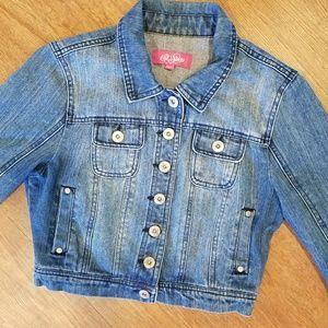Jackets & Blazers - Must Have! Crop Denim Jacket