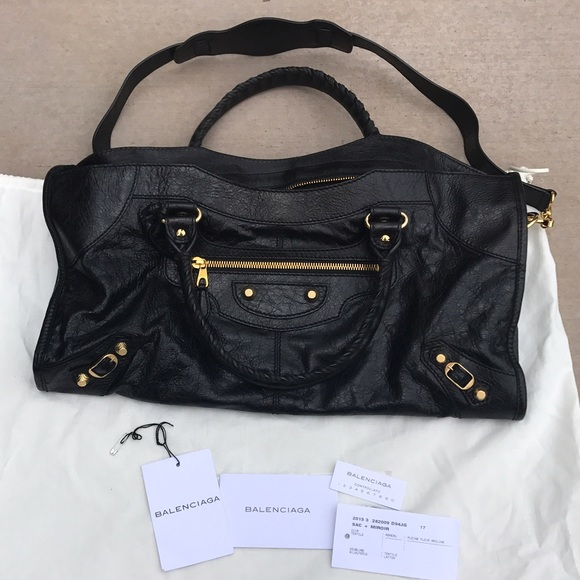 Balenciaga Handbags - Balenciaga Golden City Bag