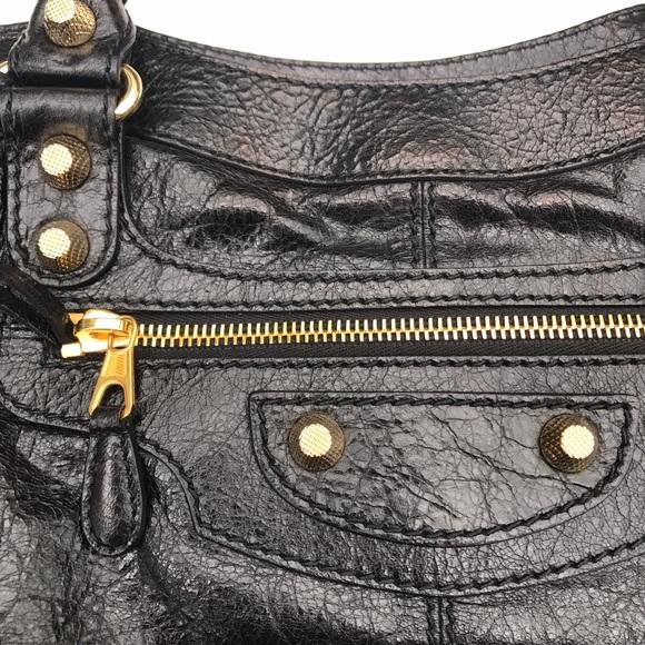 Balenciaga Bags - Balenciaga Golden City Bag