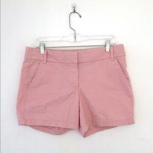 J. Crew Pants - J. Crew Blush Chino Shorts