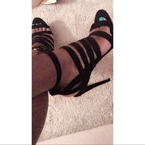 Strapped sandal from topshop 