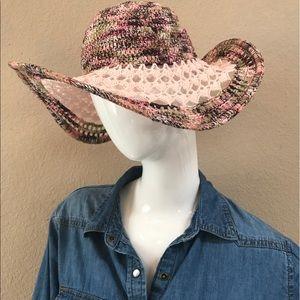 Missoni Accessories - Vintage Missoni Beach Hat c769b9be3bf