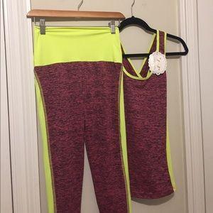 Pants - Athletic Set 🏃🏼♀️