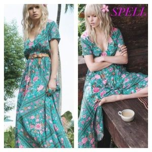 Spell & The Gypsy Collective Dresses & Skirts - Spell & The Gypsy Babushka Dress