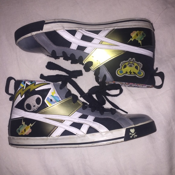 separation shoes c4da2 ffb9c Onitsuka Tiger Tokidoki High Tops