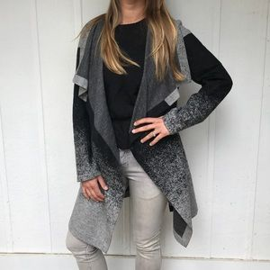 BB Dakota Jackets & Blazers - Ombré coat