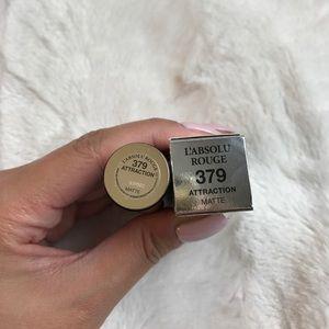 Lancome Makeup - BNIB LANCÔME ATTRACTION L'ABSOLU ROUGE LIPSTICK