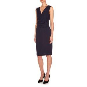 ✨FLASH SALE✨ MaxMara Navy Pinstripe Nervi Dress