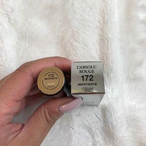 Lancome Makeup - BNIB LANCÔME IMPATIENTE L'ABSOLU ROUGE LIPSTICK