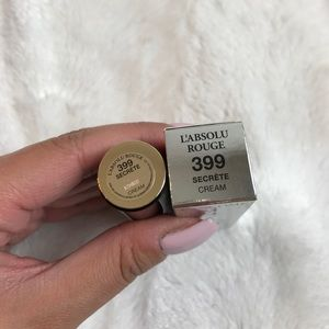 Lancome Makeup - BNIB LANCÔME SECRÉTE L'ABSOLU ROUGE CREAM LIPSTICK