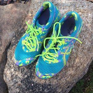 Asics Shoes - ⚡️FLASH SALE⚡️Asics Camo Running Shoe