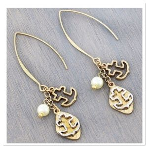 Charm Threader Earrings