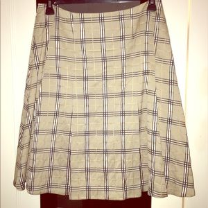 c4fb871258 Burberry Skirts - Burberry pleated skirt. Size 10 UK, size 8 US.