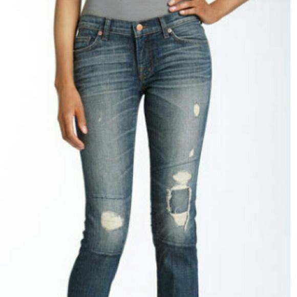 70 off j brand denim sale women 39 s j brand skinny leg strech jeans from katrina 39 s closet on. Black Bedroom Furniture Sets. Home Design Ideas