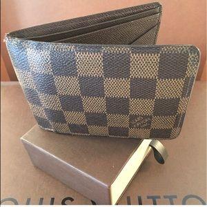 d3539bee34c4 Louis Vuitton Bags - ⭐️LOUIS VUITTON MENS WALLET 💯AUTHENTIC