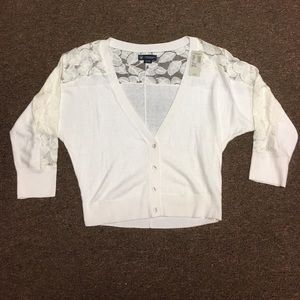 American Eagle Outfitters Sweaters - American Eagle Crop Top Cardigan