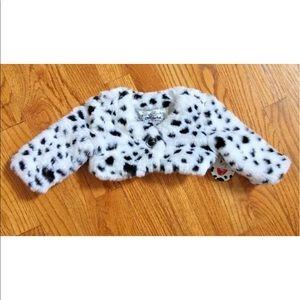 Disney Other - Disney Store 101 Dalmations Fur Coat 3-6 Months