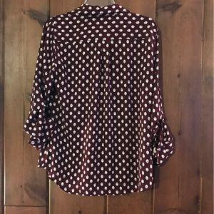 Ann Taylor Tops - Ann Taylor Acorn blouse
