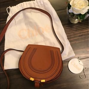 Chloe Handbags - Chloe Marcie mini crosdbody