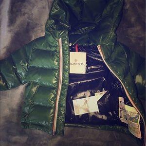 Moncler Other - Infant Moncler coat *Authentic*