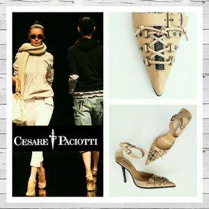 Cesare Paciotti Shoes - Cesare Paciotti Stiletto Sz 37.5 Italy