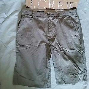 J Crew Shorts Size 33W