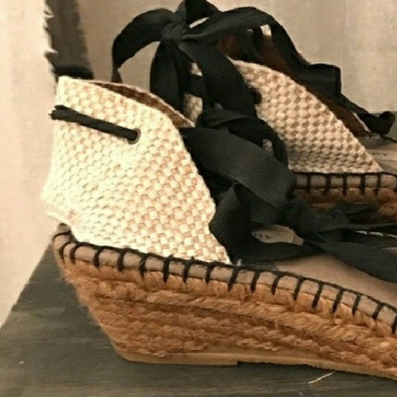 66 burberry shoes burberry espadrille wedge ankle