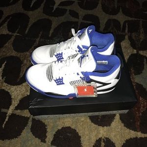 f9ff1464b1e Air Jordan Shoes - Jordan 4 Sport Blue FOR TRADE