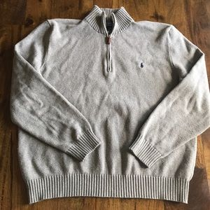 Polo by Ralph Lauren Other - Polo by Ralph Lauren Half Zip Pullover