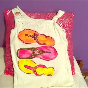 Girls tank top!