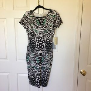 Presley Skye Dresses & Skirts - NWT Presley Skye Tribal Dress M