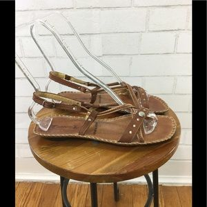 a54436c86707 Andacco Shoes - BNWOB Andacco Made In Brazil Sandals Brown Bronze