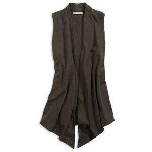 AEO drapped cardigan