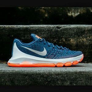 "Nike Other - *FINAL* NWOB Men's KDVIII'S ""Ocean Fog"""