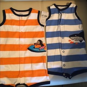 Carter's Other - Carters sleeveless one piece