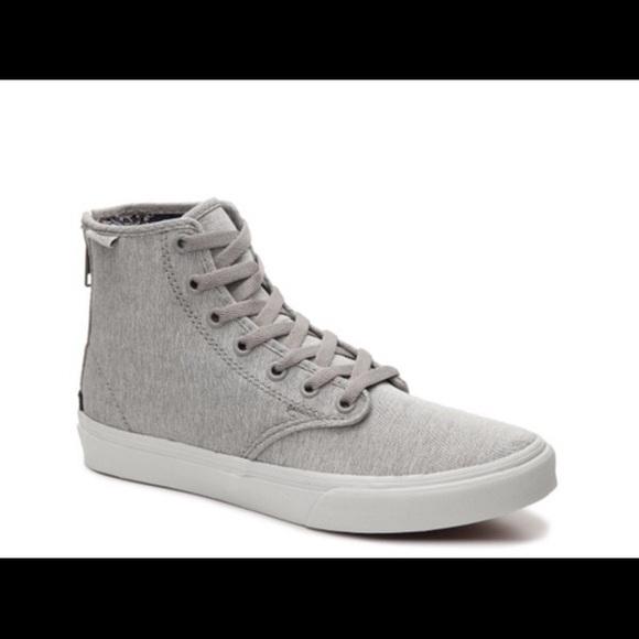 60d81b39fc2d FLASH SALE ⚡ 🆕 Vans Camden Hi-Zip Sneakers