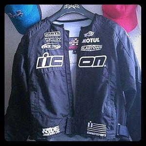 ICON Other - Men's ICON moto riding jacket
