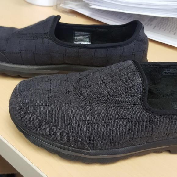 68 skechers shoes sketchers gowalk retreat slip on