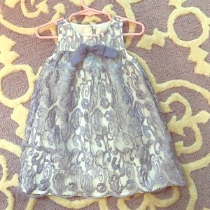 Camilla Other - lavender laced dress - 9-12 months