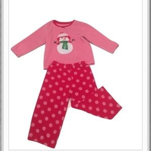 Carter's Fleece Pajama Set