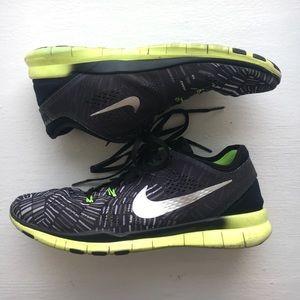 Nike Shoes - Nike Women's Free 5.0 TR Fit Training Shoe (Print)