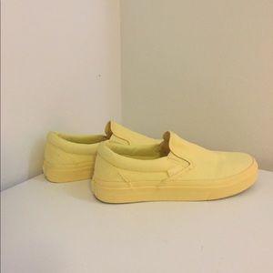 all yellow vans - 62% OFF - awi.com