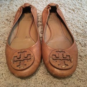 Tory Burch Tan Revas