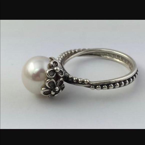 Pandora Garden Odyssey Ring